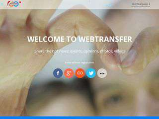Webtransfer.com - Webtransfer.com