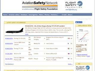 aviation-safety.net - aviation-safety.net