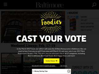 baltimoremagazine.net - baltimoremagazine.net