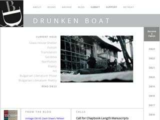 drunkenboat.com - drunkenboat.com