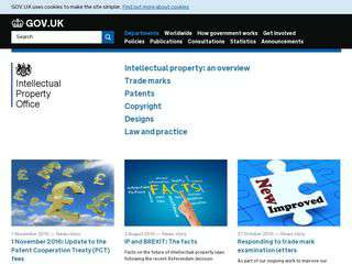 ipo.gov.uk - ipo.gov.uk